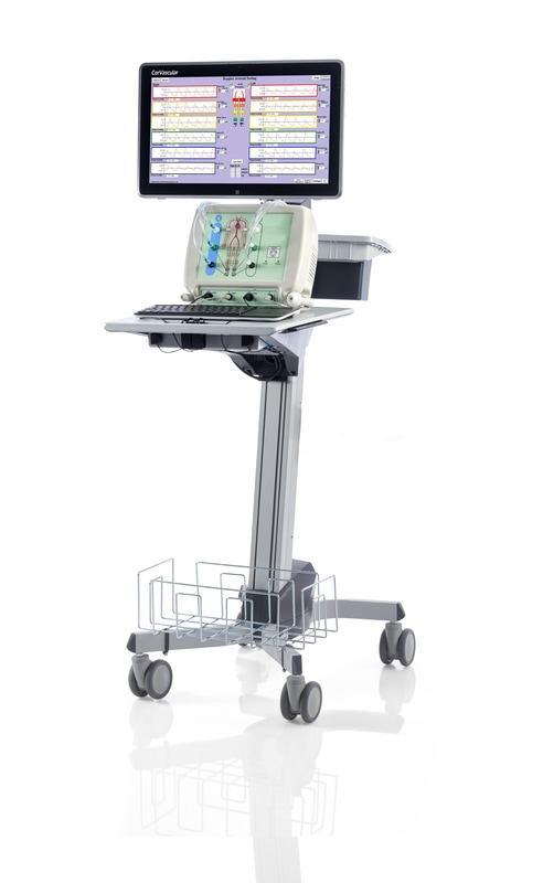 vascular ultrasound machine